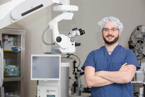 Dr Alain Bauza New Jersey Eye Center