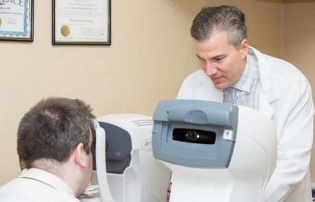 Dr. James Dello Russo New Jersey Eye Center