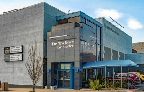 New Jersey Eye Center Building