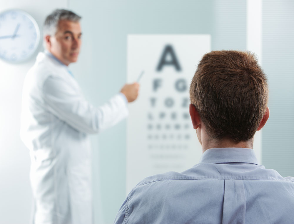 regular eye exams and eye care center NJ