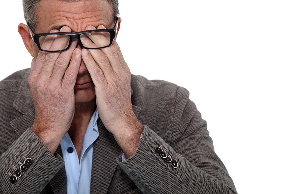 Why Rubbing Your Eyes Can Be Dangerous