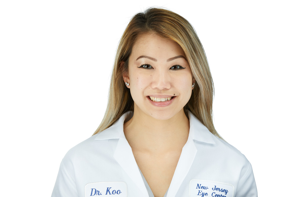 Dr. Michelle Koo Optometrist at New Jersey Eye Center