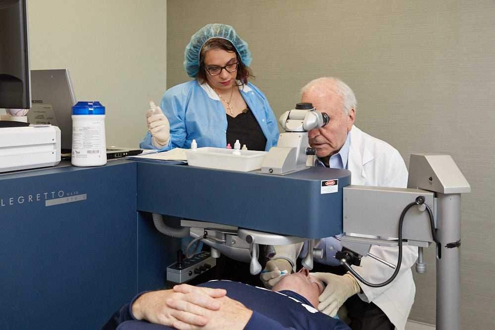 What To Expect During LASIK Surgery?