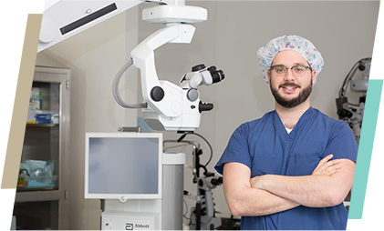 New Jersey Eye Center state of the art technology eye machines
