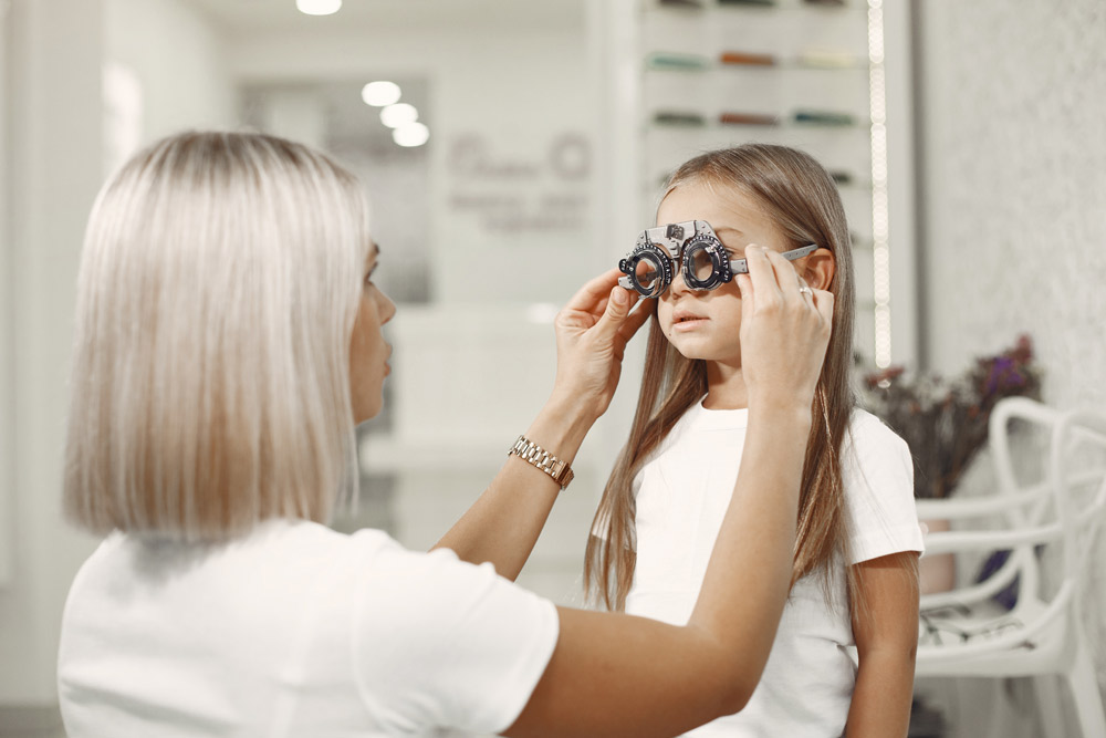 Blurry Vision? It can be a symptom of serious eye disease!